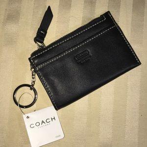 🎁NWT Coach Coin purse